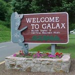 Laurel Bluff is approximately 14 miles from Galax, VA. Galax is named after the Galax leaf.