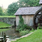 There are events, music, a restaurant and tours of Mabry Mill through the summer season.