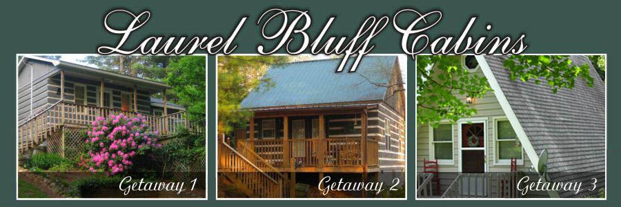 Laurel Bluff Cabins | Fancy Gap Virginia Vacation Cabins